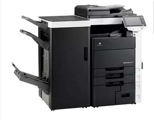Konica Minolta Bizhub C360 photocopier plus copier