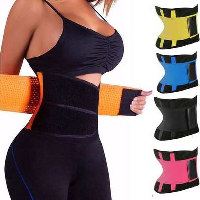 Fashion Hot Body Shaper Unisex Waist Trimmer. image 1