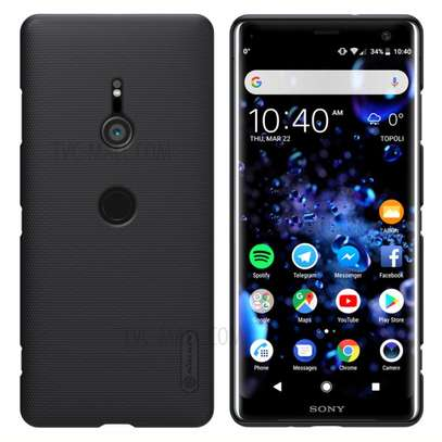 NILLKIN Super Frosted Shield Back Cover For Sony XZ3 image 2