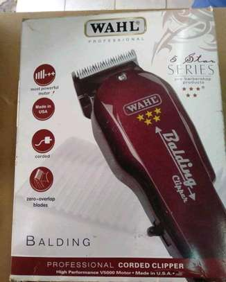 Wahl Balding Professional Corded Clipper image 1