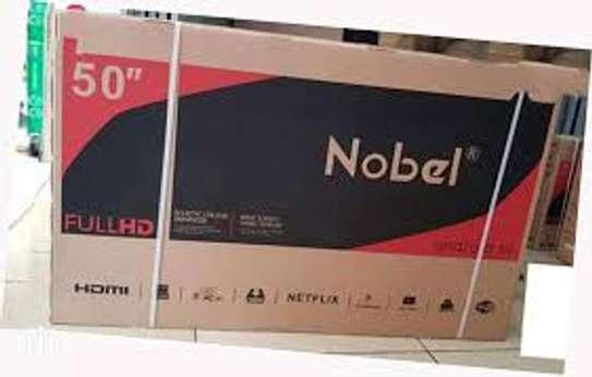 Nobel 50 Inch Smart 4k Android Tv image 1