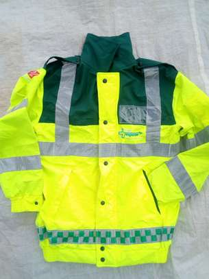 Reflective Jacket (Ambulance) image 2
