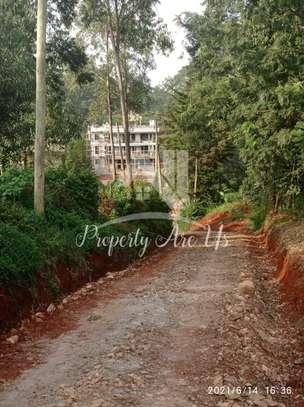 0.1 ha residential land for sale in Kikuyu Town image 5
