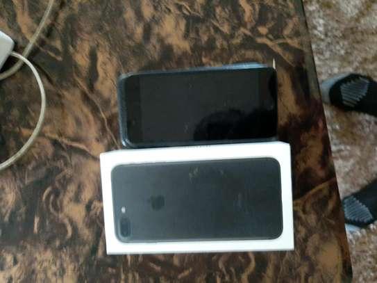 Apple iPhone 7 Plus- 64GB - 3GB -Single SIM- Black image 1