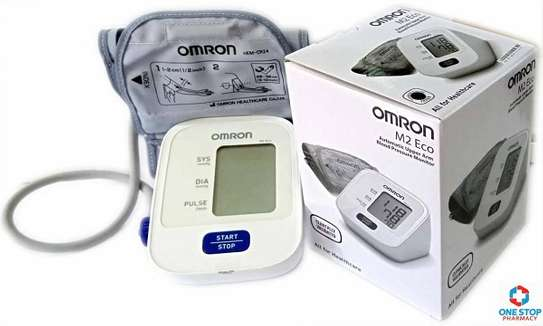 Omron Blood Pressure Machine- M2 ECO image 1