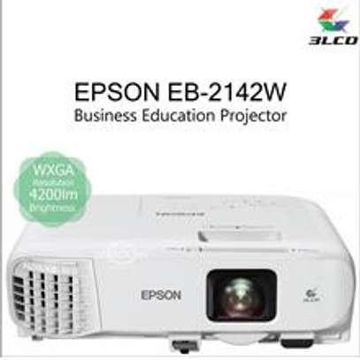 EPSON EB-2142W 3LCD HD-READY (4200Lumens)PROJECTOR image 1