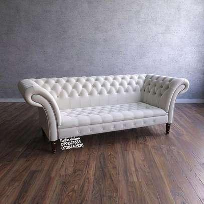 Chesterfield sofas/three seater sofas/modern sofas image 1