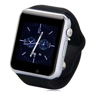 Smartwatch B702 - 1.54 - 0.3MP Camera - Smart Watch Phone - Silver image 1