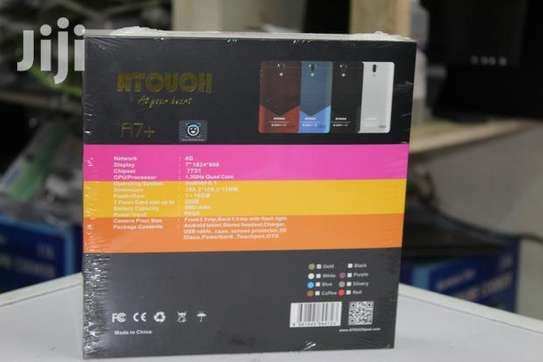 New Atouch A7 16 GB KIDS TAB WITH SIMCARD image 3