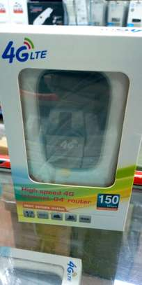 4G Lte High Speed Internet Mifi/Wifi 150mbps image 1