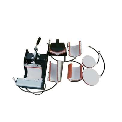 Combo Heat Press Machine image 3