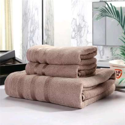 3 in 1 quality cotton towels image 2