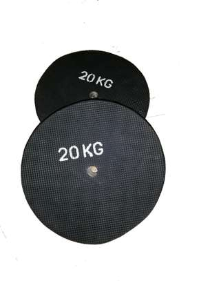 20 kgs Gym Weights set image 1