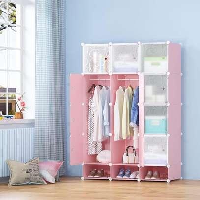 Plastic wardrobes image 5