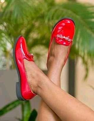 brogue shoes/flat image 2