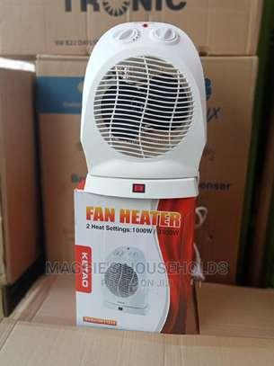 Rotating Fan Heater image 4