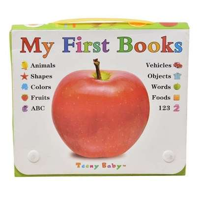 Babies my first book Children Learning book image 1
