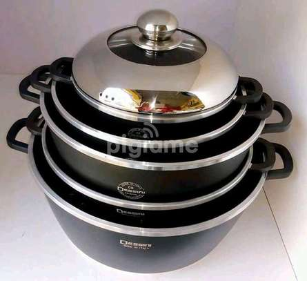 10Piece Dessini Cookware Set image 5