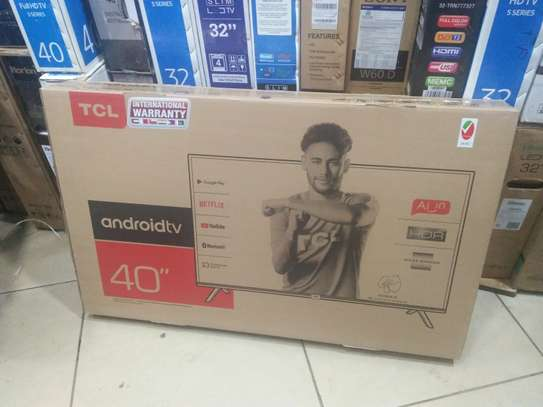 """40""""TCL ANDROID TV"""