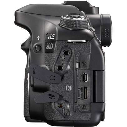 Canon EOS 80D DSLR Camera (Body Only) image 4