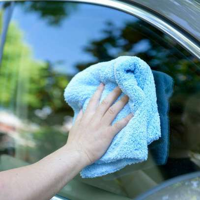 Cleaning and Car Detailing MicroFibre Towels