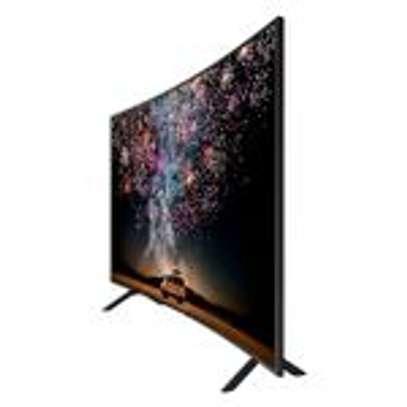 "Samsung 49RU7300, Series 7, 49"", Curved Smart 4K UHD TV - Black image 4"