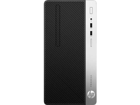 HP ProDesk 400 G6 MT Core i5 4GB 1TB, 9th Gen (CPU Only)
