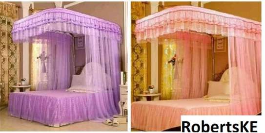 two stand mosquito net image 1
