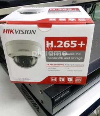 2mp Hikvision CCTV IP camera image 1