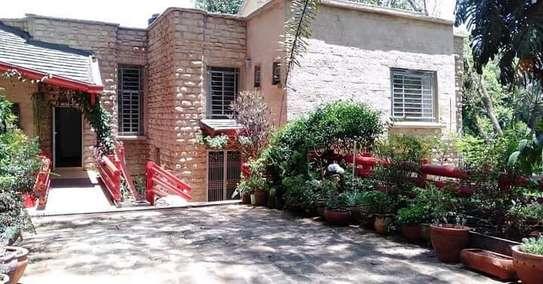 RENTED 3 bedroom property  House us located in Kitisuru image 1
