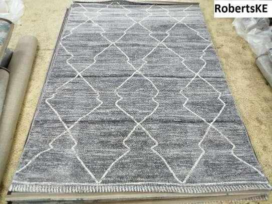 Durable Elegant non-skid persian carpet image 6
