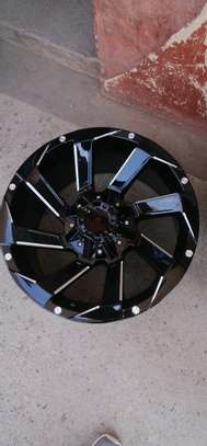 Offset Rims size (18),  for Crown, Subaru, Legacy, Harrier. image 10