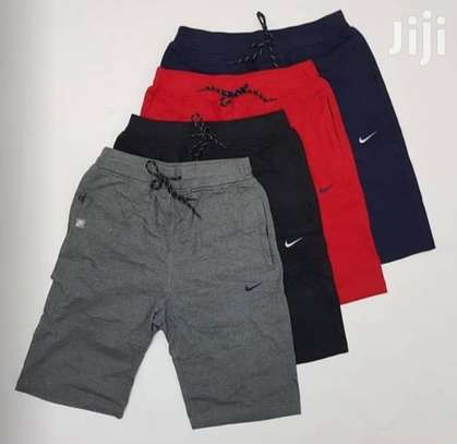 Nike sweatshort image 1