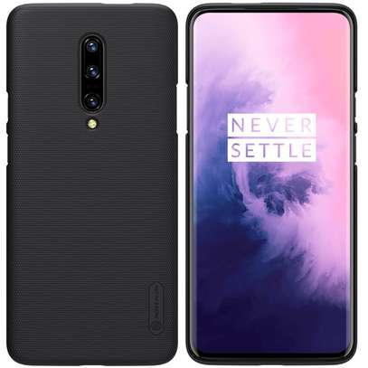 Nillkin Super Frosted Shield Matte Cover Case For OnePlus 7/7 Pro image 1