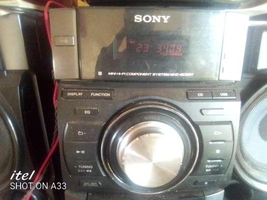 Sony 3cd changer image 4