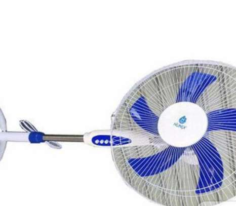 Floor Cooling Stand Fan with 3 Aluminium Blades image 1