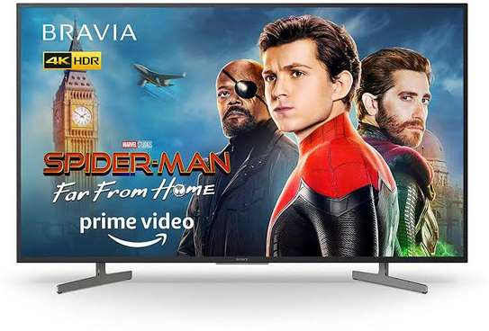Sony Android 55 inches Smart UHD-4K Digital 55X7500H Tvs image 1