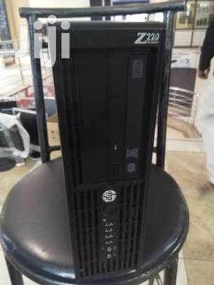 Desktop Computer HP Z230 4GB Intel Core i3 HDD 500GB image 1