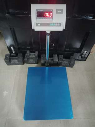 Generic A12 Weighing Platform 150kg Scale image 1