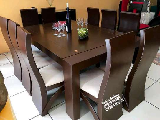 Ten seater dining set/dining tables image 1