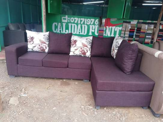 L Shaped Sofa Set(5 seater) image 1