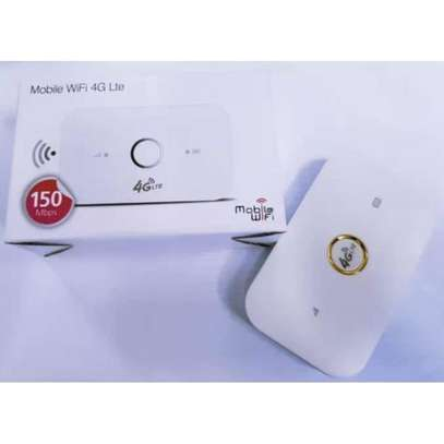 Bolt 4G Portable WIFI-mifi Supports All Networks image 1