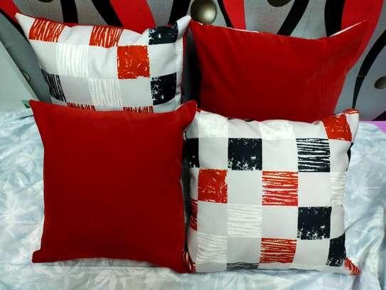 soft cotton throw pillows image 3