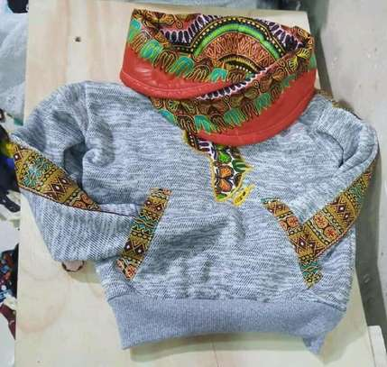 Africa designed hoods and T-shirts. image 12