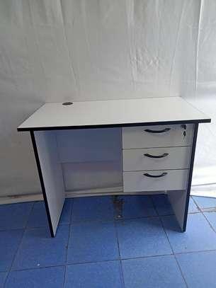 0.9m office desk image 4
