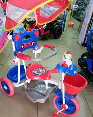 Push along Tricycle 4.5 image 1