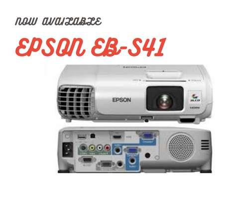 Epson  EB -S41 image 1