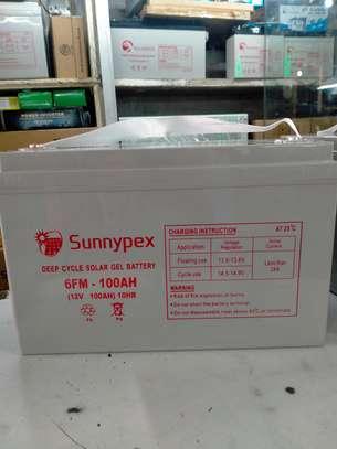 Solar battery image 1