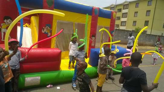 Bouncing Castle for Hire image 1