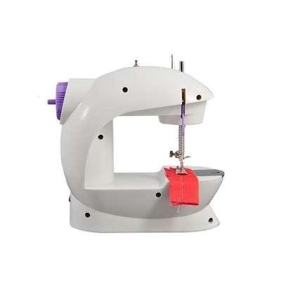 Mini Electric Sewing Machine-domestic image 3